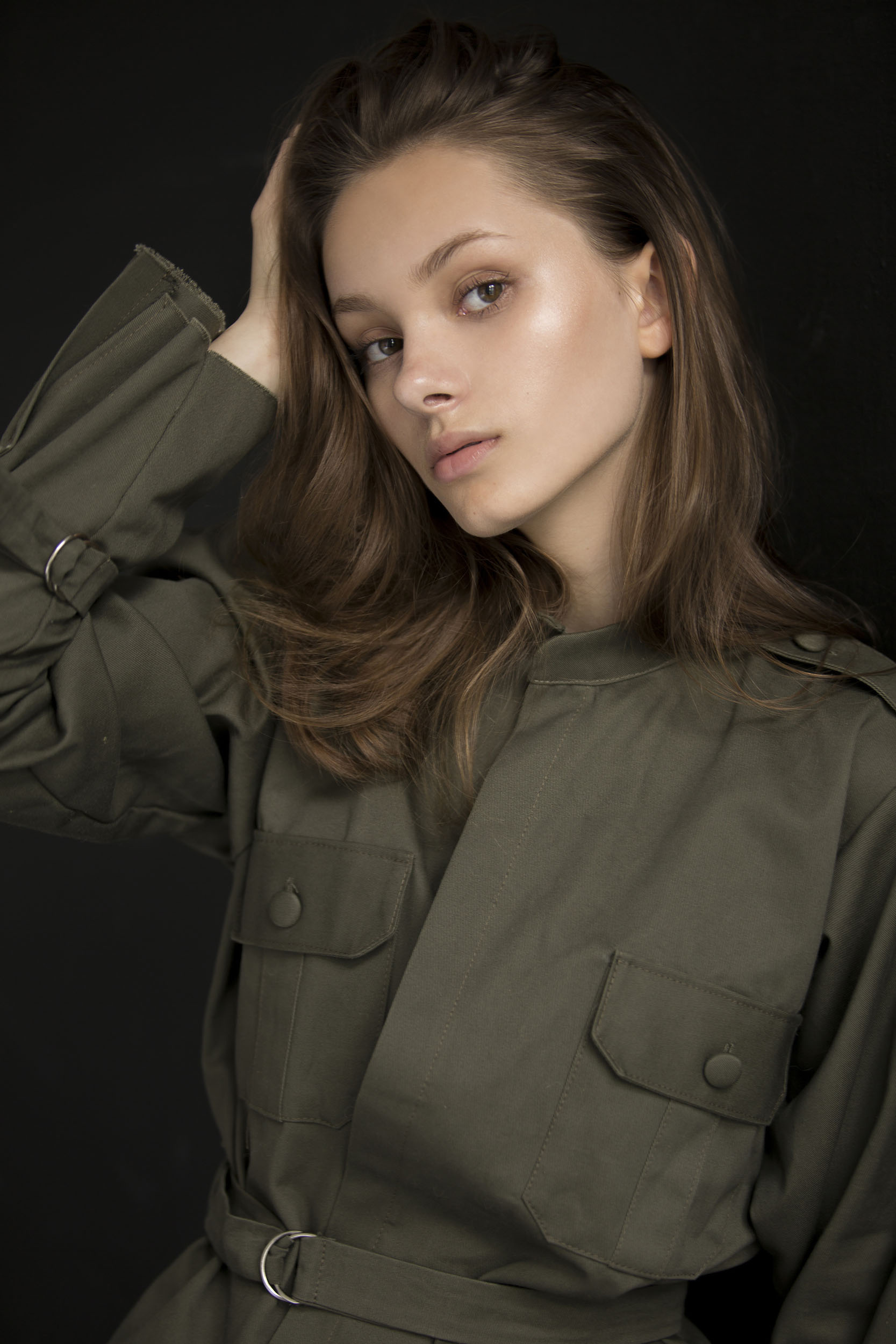 JULIA BILSKA – NEW FACE AGENCJI AVANT MODELS
