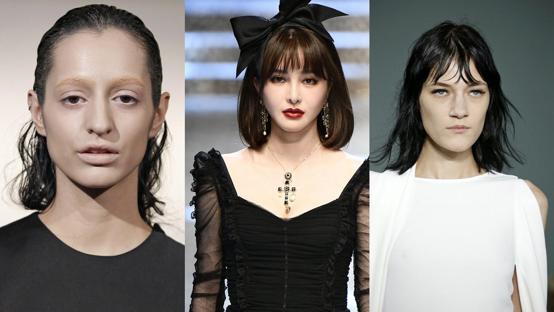 Modne Cięcia Włosów Trendy Jesień Zima 201718 Lamode