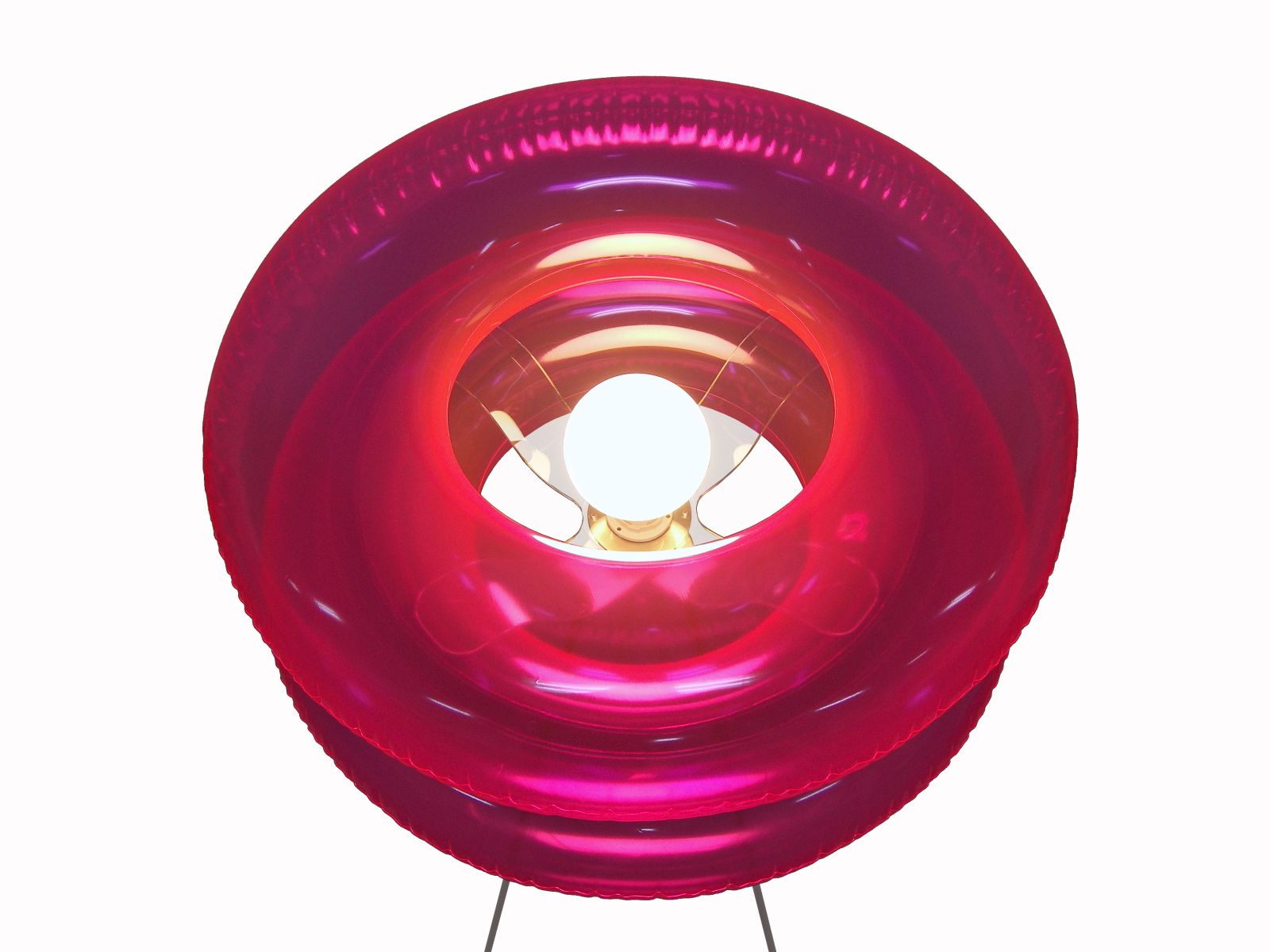 PUFF-BUFF: lampa Big Pink