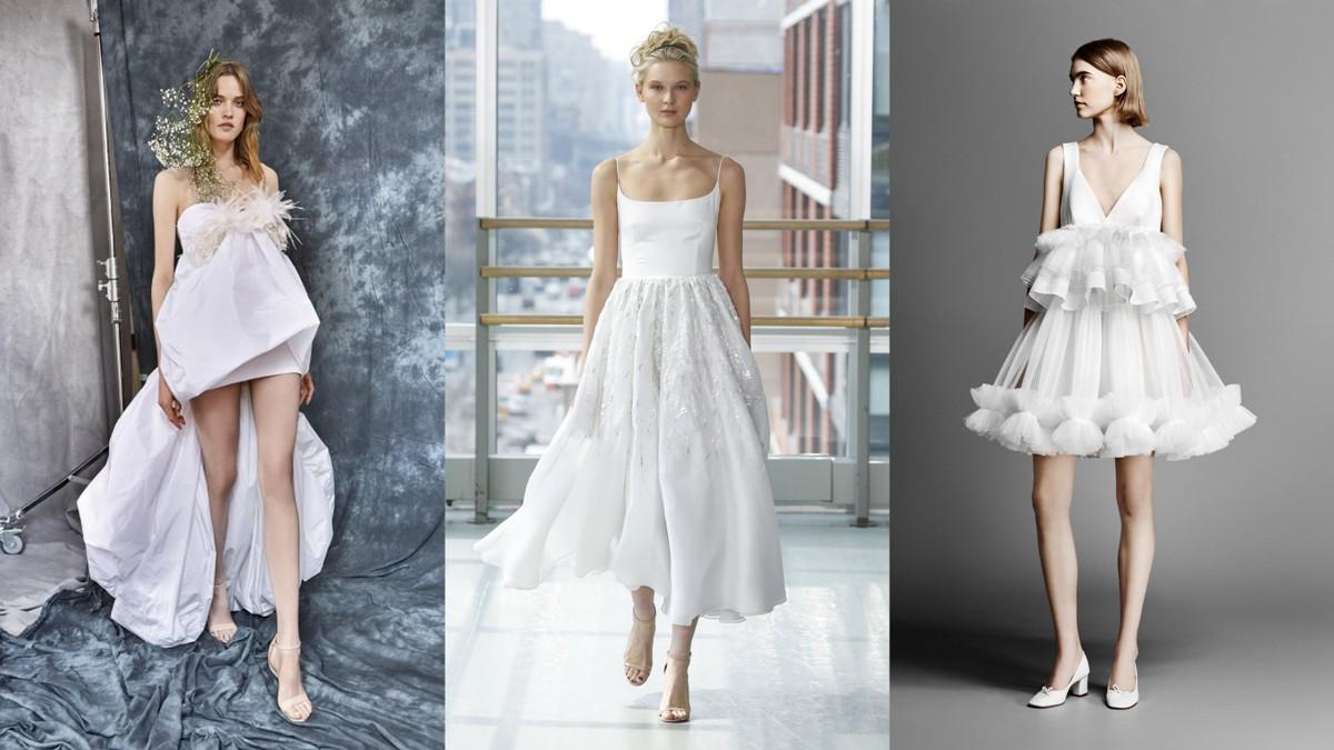 18fba47cf8 Suknie ślubne – trendy wiosna lato 2019 dla panien młodych