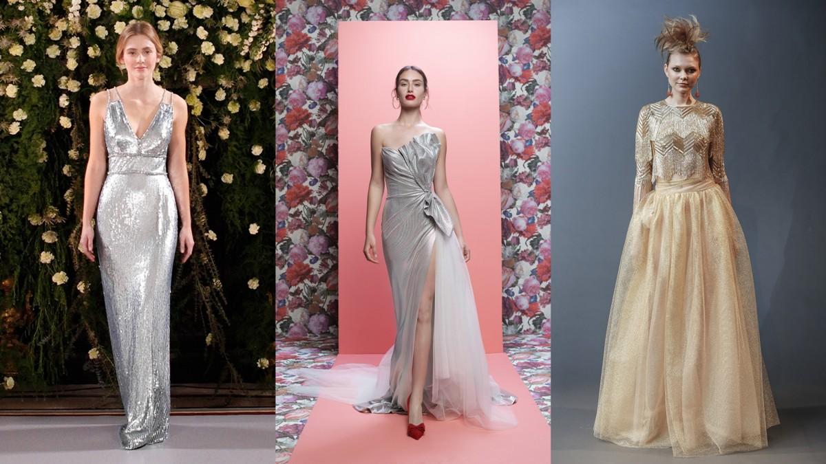eb855e7551fb9 Suknie ślubne – trendy wiosna lato 2019 dla panien młodych | lamode