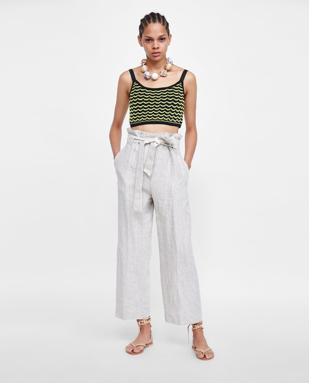 eddca8df70 Lniane ubrania idealne na upalne dni - trendy 2018