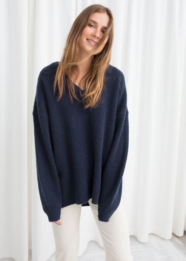 a7f116442cb4 Trendy jesień zima 2018 2019  eleganckie swetry z sieciówek
