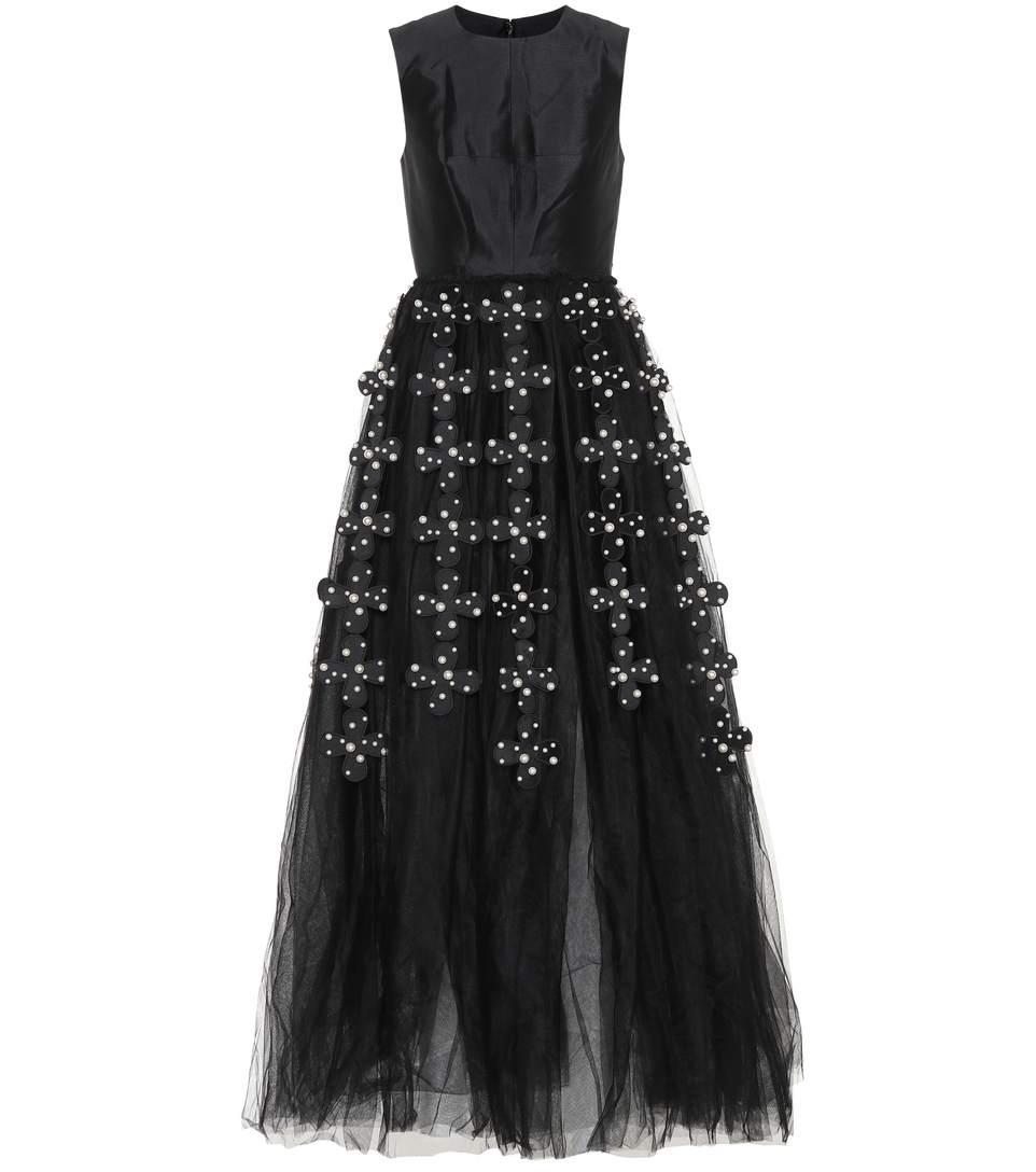 12e2b5934b47 Tiulowa sukienka na studniówkę