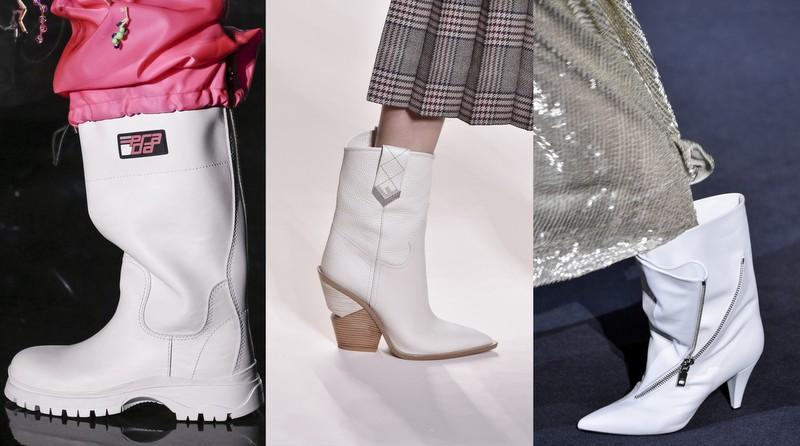 4feef68bee1b4 Białe buty na jesień i zimę 2018/19: Prada, Fendi, Givenchy (fot. East News)