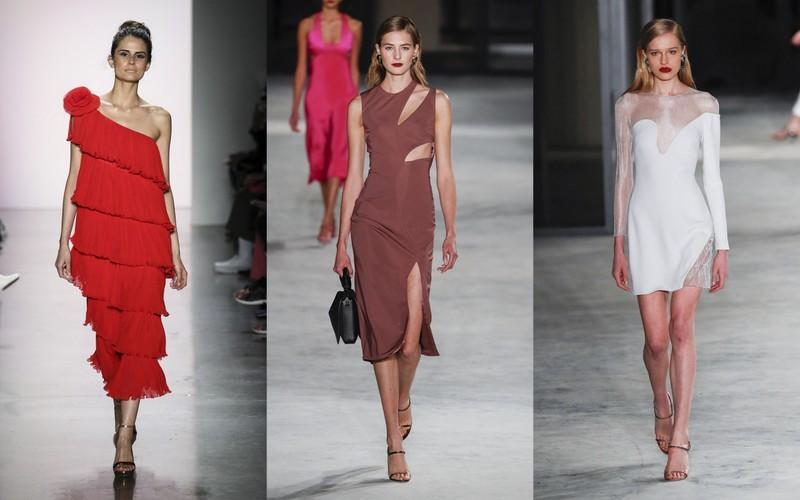 cb0b79db79 Sukienki - trendy jesień zima 2018 2019