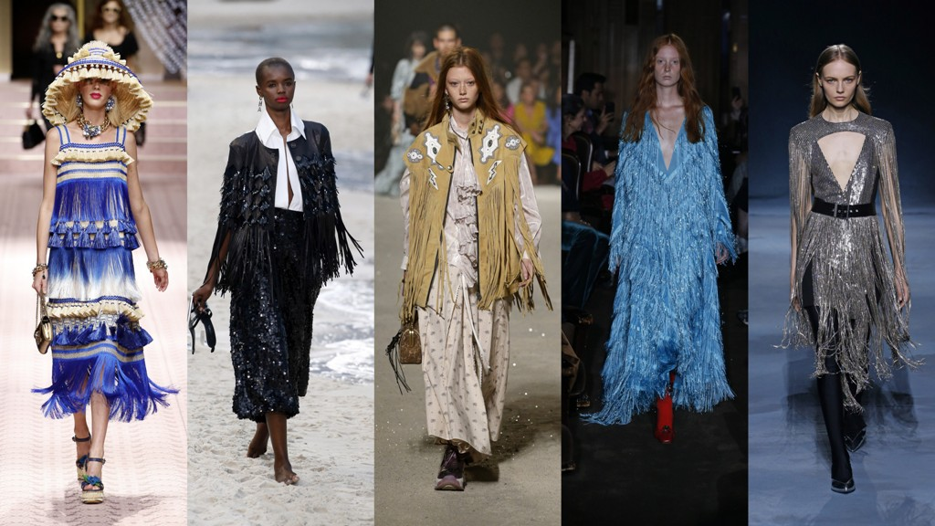 8bf93e32e505e Trendy wiosna lato 2019 - moda damska | Co jest modne? | lamode