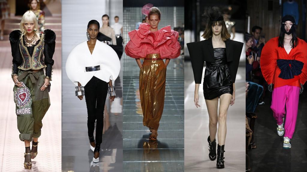 649278801175f Ubrania z rękawami XXL: Dolce&Gabbana, Balmain, Marc Jacobs, Celine, Gucci  (fot. East News)