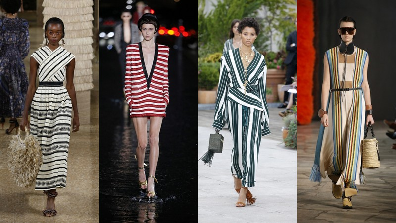 d5c6c065021ebc Trendy wiosna lato 2019 - sukienki   lamode