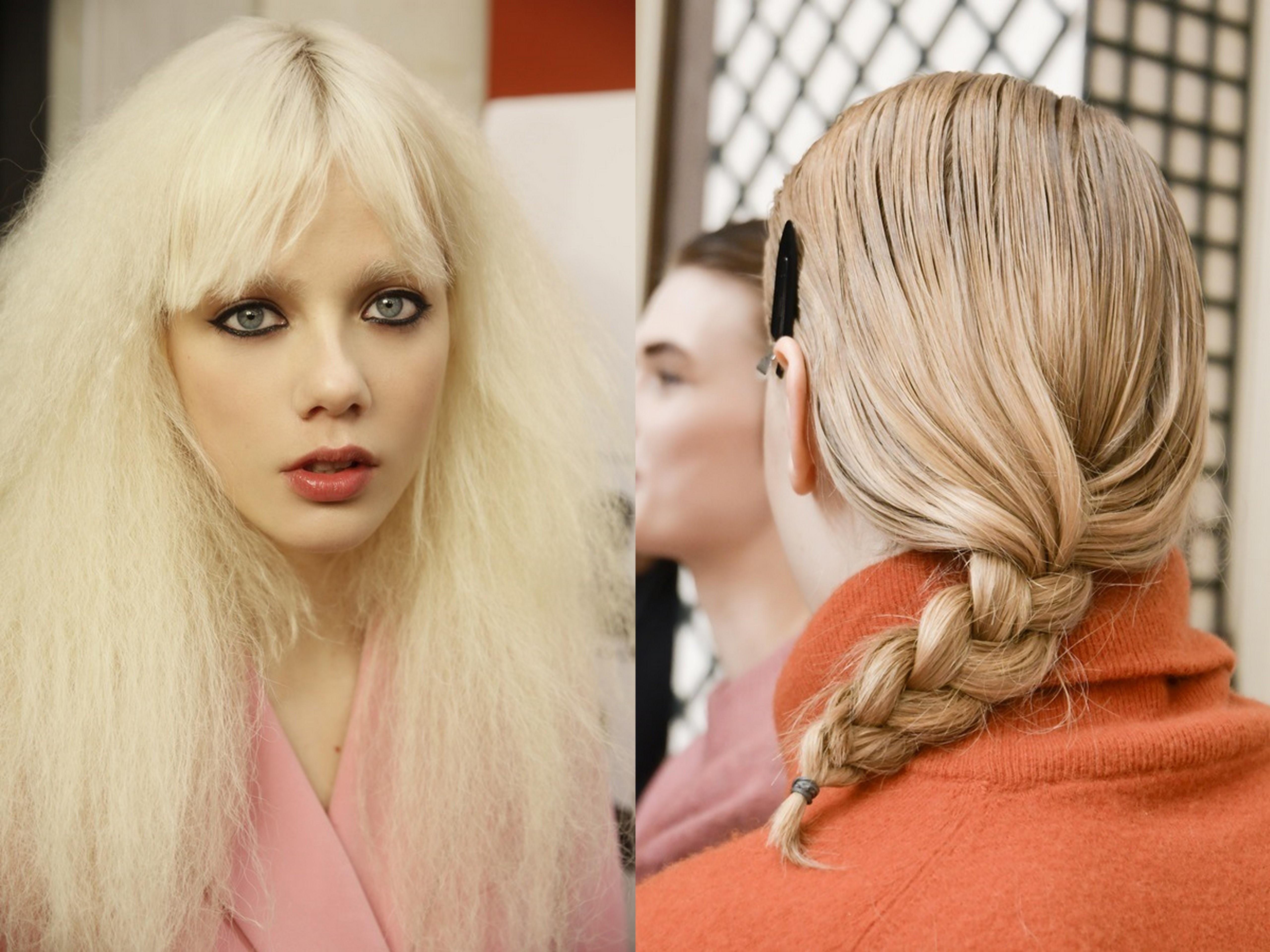Kolory Włosów Trendy Jesień Zima 20182019 Lamode
