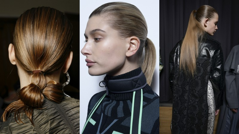 Trendy Jesień Zima 20182019 Modne Stylizacje Włosów Lamode