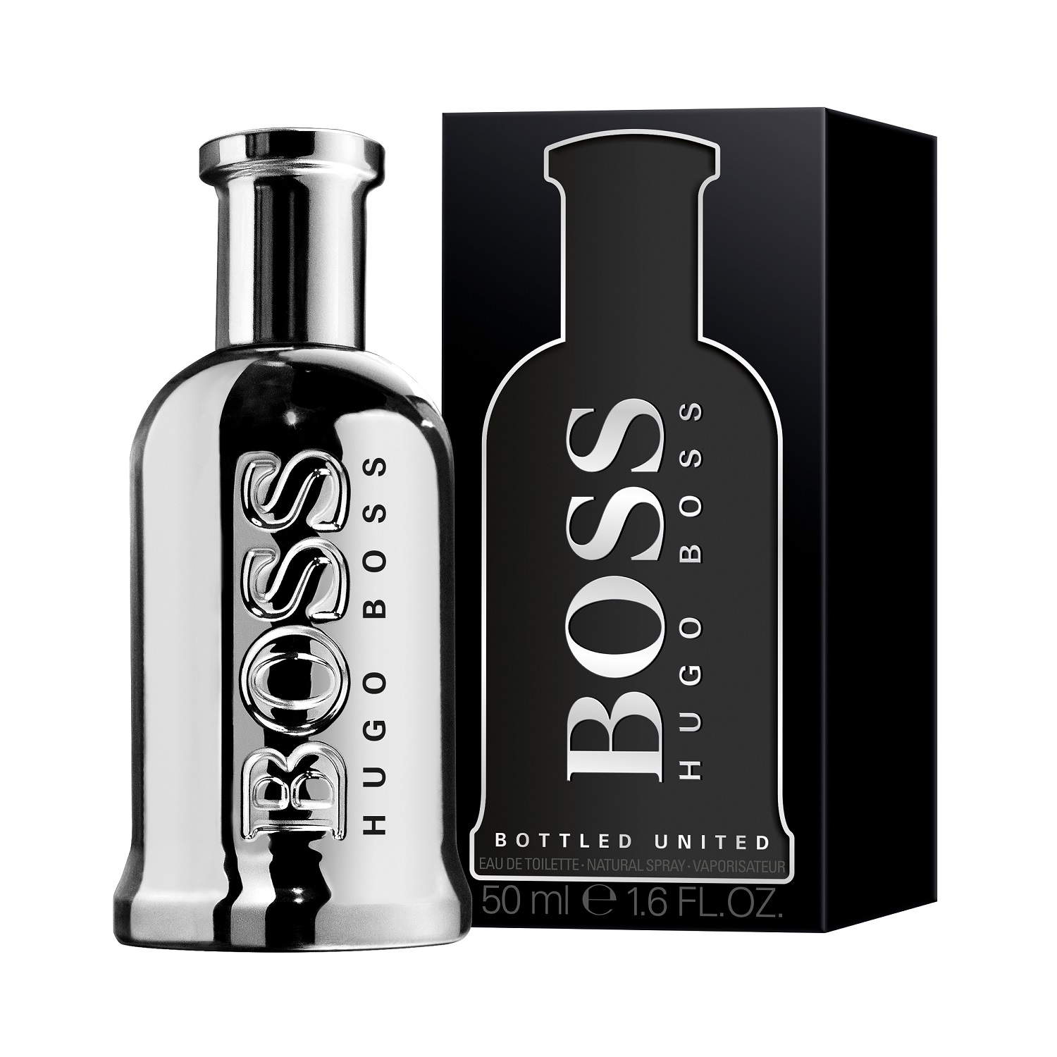 BOSS BOTTLED UNITED 50 ml