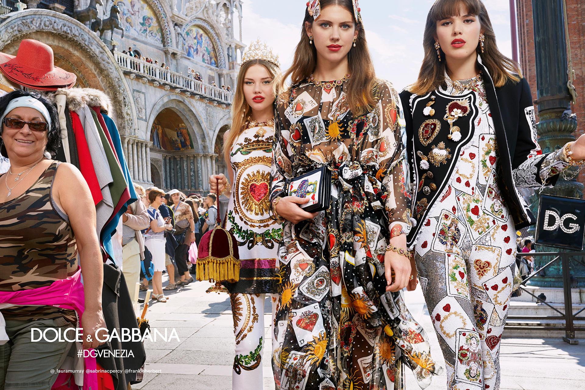 77f8763dfcdac Dolce & Gabbana - historia włoskiego domu mody, styl, projektanci ...