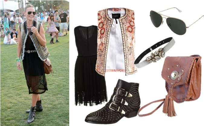 Kate Bosworth Coachella Festival