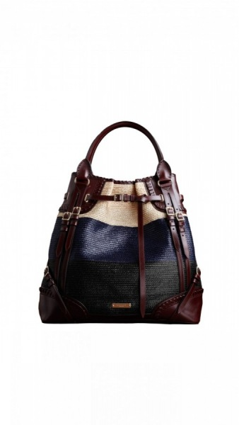 Burberry Whipstitch Bag