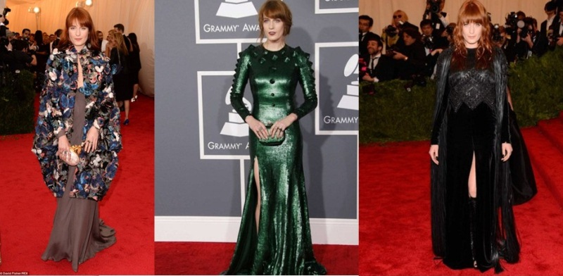 zoom na styl florence welch z florence and the machine