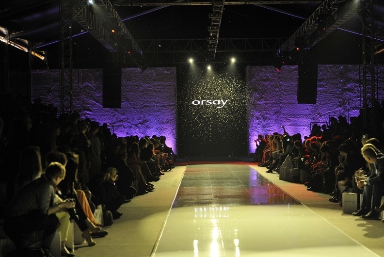 Pokaz Orsay podczas Fashion Week Poland