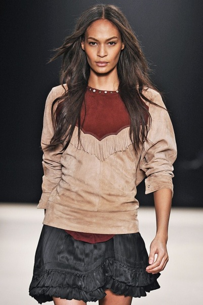 Joan Smalls - nr 1 w rankingu Top 50 Women