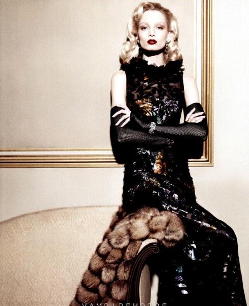 Sesja dla Harper's Bazaar USA