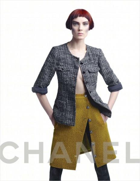 Kampania Chanel jesień zima 2012/13