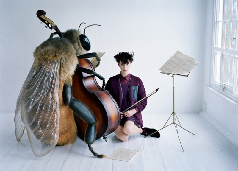 Tim Walker Vogue Nippon