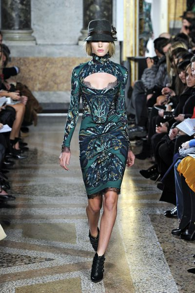 Emilio Pucci fall winter 2011