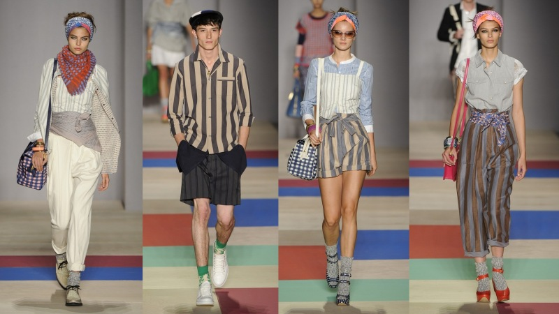 Marc by Marc Jacobs ss 2013