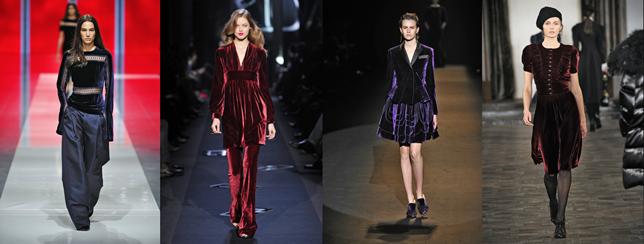 Damskie trendy jesień zima 2013/2014: Christopher Kane, Diane Von Furstenberg,Alberta Ferretti,Ralph Lauren