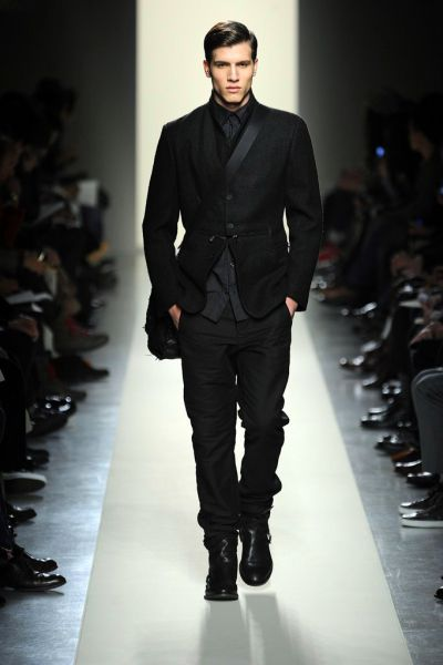 Trends fall-winter 2011/12 - Bottega Veneta menswear collection