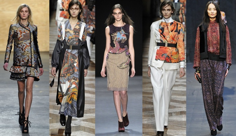 Trendy jesien zima 2012