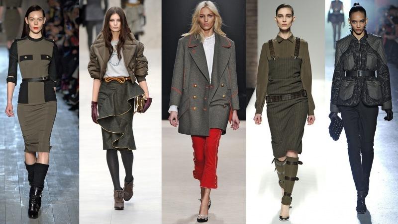 Trendy jesień zima 2012