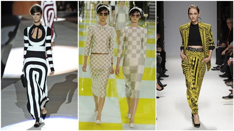 trendy wiosna lato 2013