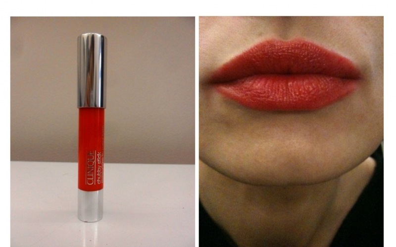 Clinique Chubby Stick Two Ton Tomato - kolory wiosna lato 2013