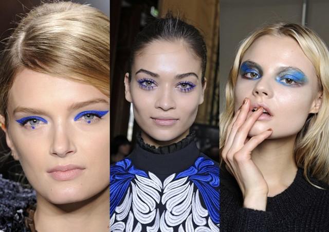 Makijaż Na Sylwestra Według Trendów Jesień Zima 201213 Lamode