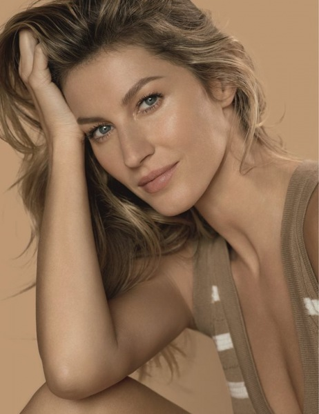 Chanel Les Beiges Gisele Bundchen